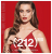 212 VIP Rose Red Poster
