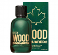 DSQUARED Green Wood