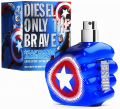 туалетная вода Diesel Only The Brave Captain America
