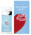 Dolce Gabbana Light Blue Love Is Love Pour Femme