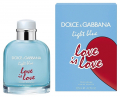 Dolce Gabbana Light Blue Love Is Love Pour Homme