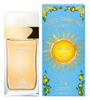 Dolce Gabbana Light Blue Sun