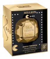 Paco Rabanne Lady Million x Pac Man Collector Edition