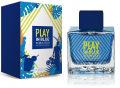 Play In Blue Seduction For Men