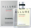 одеколон Chanel Allure Homme Sport Cologne