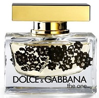парфюмерная вода Dolce and Gabbana The One Lace Edition