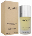 туалетная вода Calvin Klein Escape for man