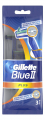 gillete blue 2 plus 3