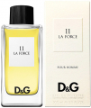 туалетная вода Dolce and Gabbana D&G Anthology La Force 11